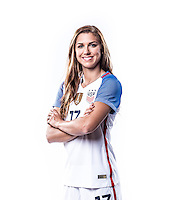 USWNT Portraits, March 30, 2016