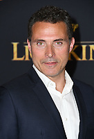 """09 July 2019 - Hollywood, California - Rufus Sewell. Disney's """"The Lion King"""" Los Angeles Premiere held at Dolby Theatre. <br /> CAP/ADM/BT<br /> ©BT/ADM/Capital Pictures"""