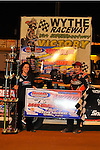 Oct 18, 2008; 11:08:56 PM;  Rural Retreat, VA, USA; FASTRAK Racing Series Grand Nationals race at Wythe Raceway. Mandatory Credit: (thesportswire.net)
