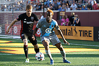 Minnesota United FC vs D.C. United, July 29, 2017
