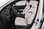 Front seat view of 2019 Lexus UX 200 5 Door SUV Front Seat  car photos