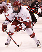 Phil Zielonka (Harvard - 72) - The Harvard University Crimson defeated the Northeastern University Huskies 4-3 in the opening game of the 2017 Beanpot on Monday, February 6, 2017, at TD Garden in Boston, Massachusetts.