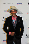Marcus Samuelsson - Restauranteur at The 11th Annual Skating with the Stars Gala - a benefit gala for Figure Skating in Harlem on April 11, 2016 on Park Avenue in New York City, New York with many Olympic Skaters and Celebrities. (Photo by Sue Coflin/Max Photos)