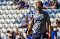 Harry Kane during the Premier League match between Leicester City and Tottenham Hotspur at the King Power Stadium, Leicester, England on 21 September 2019. Photo by James  Gill / PRiME Media Images.