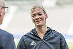 10.09.2017, Olympiastadion, Berlin, GER, 1.FBL, Hertha BSC vs SV Werder Bremen<br /> <br /> im Bild<br /> Bibiana Steinhaus (Schiedsrichterin / referee), <br /> <br /> Foto &copy; nordphoto / Ewert
