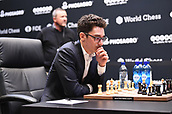 2018 World Chess Championship Round 12 Nov 26th
