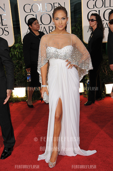 Jennifer Lopez at the 68th Annual Golden Globe Awards at the Beverly Hilton Hotel..January 16, 2011  Beverly Hills, CA.Picture: Paul Smith / Featureflash