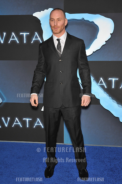 "Matt Gerald at the Los Angeles premiere of his new movie ""Avatar"" at Grauman's Chinese Theatre, Hollywood..December 16, 2009  Los Angeles, CA.Picture: Paul Smith / Featureflash"