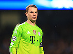 Manuel Neuer of Munich - Manchester City vs. Bayern Munich - UEFA Champion's League - Etihad Stadium - Manchester - 25/11/2014 Pic Philip Oldham/Sportimage