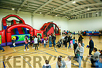 At the The Active Kingdom  Family Fun Day in support of and in association with the 'Enable Ireland Kerry Services on Sunday were