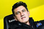 10.02.2018, Signal Iduna Park, Dortmund, GER, 1.FBL, Borussia Dortmund vs Hamburger SV, <br /> <br /> im Bild | picture shows:<br /> Jens Todt (Sportchef des Hamburger SV), <br /> <br /> <br /> Foto &copy; nordphoto / Rauch