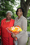 """Carnetta Murphy-Clark - Honoree - Grandparents Around the World Productions, Inc. """"Bridging the Gap between Seniors and Youth"""" founded by Evern Gillard-Randolph (and is CEO) which presented The Grandparents Ball on May 16, 2015 at the Andrew Freedman Mansion, Bronx, New York   (Photos by Sue Coflin/Max Photos)"""