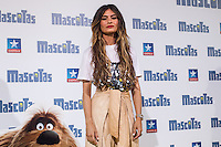 Spanish blogger Madame de Rosa during the premiere of  Mascotas at Kinepolis cinema in Madrid. July 21, 2016. (ALTERPHOTOS/Rodrigo Jimenez) /NORTEPHOTO.COM