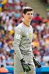 Thibaut Courtois (BEL), JUNE 22, 2014 - Football / Soccer : FIFA World Cup Brazil 2014 Group H match between Belgium 1-0 Russia at the Maracana stadium in Rio de Janeiro, Brazil. (Photo by Maurizio Borsari/AFLO)