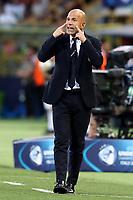Luigi Di Biagio coach of Italy <br /> Bologna 19/06/2019 Stadio Renato Dall'Ara  <br /> Football UEFA Under 21 Championship Italy 2019<br /> Group Stage - Final Tournament Group A<br /> Italy - Poland <br /> Photo Cesare Purini / Insidefoto