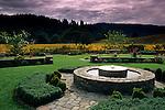 Goldeneye Vineyards, near Philo, Anderson Valley, Mendocino County, California