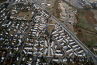 1996 November 27..Assisted Housing..Diggs Town (6-6)...Looking Northeast.Campostella Road on right.Melon Street on left.Berkley Avenue in front...NEG#.NRHA#..HOUSING: DiggsTn2 5:10