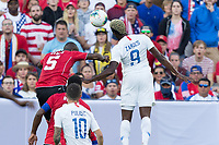 CLEVELAND, OHIO - JUNE 22: Gyasi Zardes during a 2019 CONCACAF Gold Cup group D match between the United States and Trinidad & Tobago at FirstEnergy Stadium on June 22, 2019 in Cleveland, Ohio.