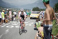 Jasper Stuyven (BEL/Trek-Segafredo)<br /> <br /> Stage 18 (ITT) - Sallanches › Megève (17km)<br /> 103rd Tour de France 2016