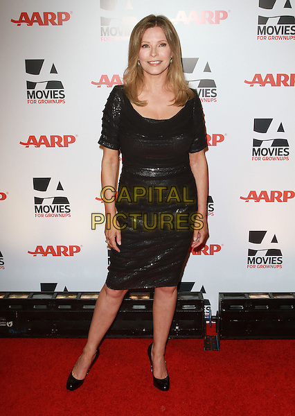 CHERYL LADD.AARP The Magazine's 10th Annual Movies For Grownups Awards held At The Beverly Wilshire Hotel, Hollywood, California, USA..February 7th, 2011.full length black dress shoes shiny .CAP/ADM/KB.©Kevan Brooks/AdMedia/Capital Pictures.