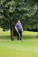 Mark Kelly (Mullingar) on the 3rd tee during round 1 of The Mullingar Scratch Cup in Mullingar Golf Club on Sunday 3rd August 2014.<br /> Picture:  Thos Caffrey / www.golffile.ie