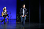 Rachel Bay Jones and Ben Platt during the Broadway Opening Night Performance Curtain Call for 'Dear Evan Hansen'  at The Music Box Theatre on December 3, 2016 in New York City.