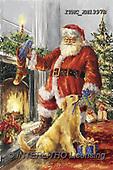 Marcello, CHRISTMAS SANTA, SNOWMAN, WEIHNACHTSMÄNNER, SCHNEEMÄNNER, PAPÁ NOEL, MUÑECOS DE NIEVE, paintings+++++,ITMCXM1397B,#X#