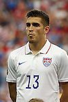 13 July 2015: Ventura Alvarado (USA). The United States Men's National Team played the Panama Men's National Team at Sporting Park in Kansas City, Kansas in a 2015 CONCACAF Gold Cup Group A match.