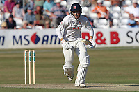 Michael Pepper in batting action for Essex during Essex CCC vs Somerset CCC, Specsavers County Championship Division 1 Cricket at The Cloudfm County Ground on 25th June 2018