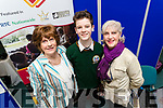 Attending the IT Tralee Student Enterprise awards on Friday last was Dylan Mangan, Killorglin Community College, pictured with his project grandparentsmemory.com, pictured with Dylan are his grandmothers Margaret O'Shea (Glenbeigh) and Mary Mangan (Killorglin).