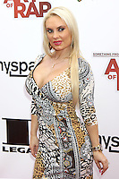 "Coco Austin attending the premiere of ""Something From Nothing: The Art of Rap"" at Alice Tully Hall in New York, 12.06.2012...Credit: Rolf Mueller/face to face /MediaPunch Inc. ***FOR USA ONLY*** NORTEPHOTO.COM NORTEPHOTO.COM"