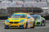 #95 Turner Motorsport BMW M4 GT4, GS: Aurora Straus, Nick Longhi