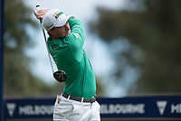 Paul Dunne (IRL) during the final round of the World Cup of golf,  The Metropolitan Golf Club, The Metropolitan Golf Club, Victoria, Australia. 25/11/2018<br /> Picture: Golffile | Anthony Powter<br /> <br /> <br /> All photo usage must carry mandatory copyright credit (&copy; Golffile | Anthony Powter)