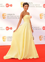 Michelle Keegan at the Virgin TV British Academy (BAFTA) Television Awards 2018, Royal Festival Hall, Belvedere Road, London, England, UK, on Sunday 13 May 2018.<br /> CAP/CAN<br /> &copy;CAN/Capital Pictures