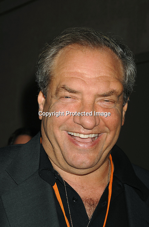 Dick Wolfe..at The NBC Upfront Announcement of their Fall 2008 schedule on May 14, 2007 at Radio City Music Hall. ..Robin Platzer, Twin Images......212-935-0770