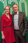 04.02.2019, Dorint Park Hotel Bremen, Bremen, GER, 1.FBL, 120 Jahre SV Werder Bremen - Gala-Dinner<br /> <br /> im Bild<br />  <br /> Dieter Burdenski mit Gattin <br /> Der Fussballverein SV Werder Bremen feiert am heutigen 04. Februar 2019 sein 120-jähriges Bestehen. Im Park Hotel Bremen findet anläßlich des Jubiläums ein Galadinner statt. <br /> <br /> Foto © nordphoto / Ewert
