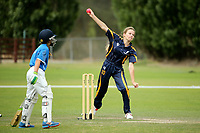 St Mary's School  vs. Morrinsville Intermediate during the National Primary School Cricket Cup at the Bert Sutcliffe Oval, Lincoln University, Christchurch, New Zealand. Saturday 25 November 2017. Photo: Martin Hunter/www.bwmedia.co.nz
