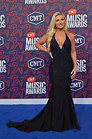 NASHVILLE, TN - JUNE 5: Brooke Hogan attends the 2019 CMT Music Awards at Bridgestone Arena on June 5, 2019 in Nashville, Tennessee. (Photo by Tonya Wise/PictureGroup)