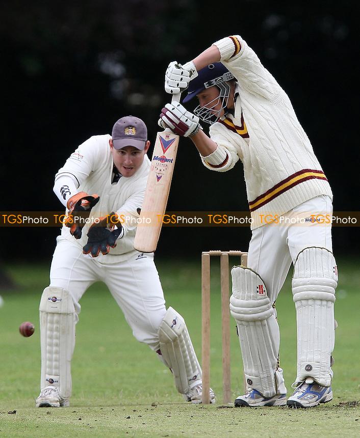 C Crosseley in batting action for Leyton - Hornchurch Athletic CC vs Leyton County CC - Lords International Cricket League at Hylands Park - 12/07/08 - MANDATORY CREDIT: Gavin Ellis/TGSPHOTO - Self billing applies where appropriate - Tel: 0845 094 6026.