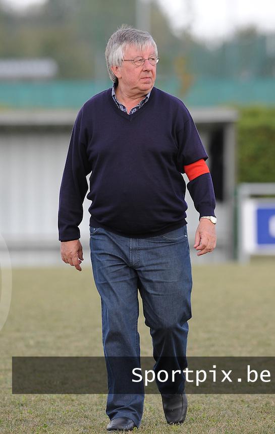 RSC Anderlecht : Lucien Paulis.foto DAVID CATRY / Vrouwenteam.be