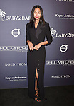 CULVER CITY, CA - NOVEMBER 11: Actress Zoe Saldana attends the 2017 Baby2Baby Gala at 3Labs on November 11, 2017 in Culver City, California.