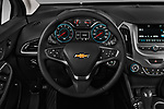 Car pictures of steering wheel view of a 2018 Chevrolet Cruze LT-Auto 4 Door Sedan Steering Wheel