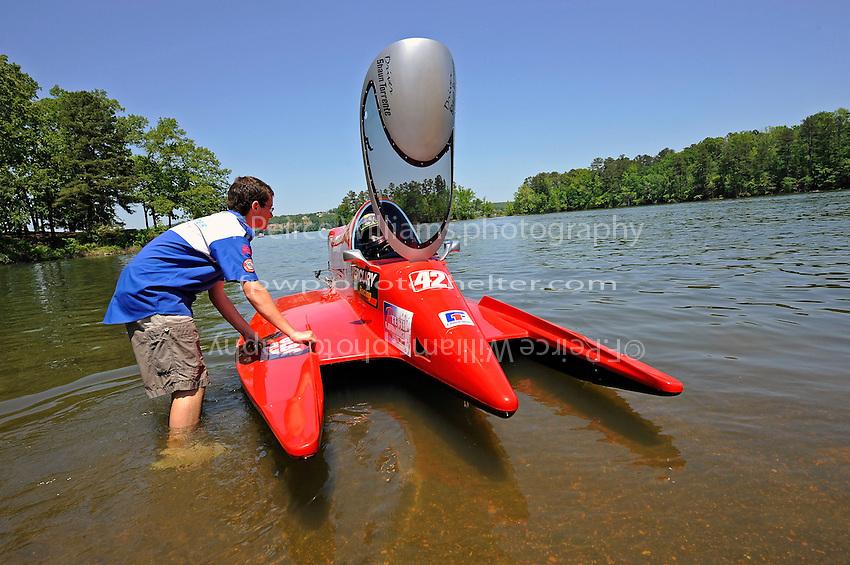 3-4 May 2008, Pickwick,TN USA.Shaun Torrente's Grand Prix/Mercury.©2008 F.Peirce Williams