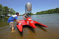 3-4 May 2008, Pickwick,TN USA.Shaun Torrente's Grand Prix/Mercury.©2008 F.Peirce Williams