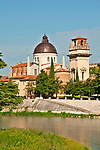 San Giorgio in Braida on the Adige River