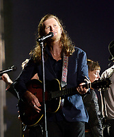SAN FRANCISCO, CALIFORNIA - AUGUST 09: The Lumineers - Wesley Schultz performs during the 2019 Outside Lands music festival at Golden Gate Park on August 09, 2019 in San Francisco, California. Photo: imageSPACE/MediaPunch<br /> CAP/MPI/ISAB<br /> ©ISAB/MPI/Capital Pictures