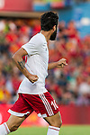 Georgia's Okriashivili during the up match between Spain and Georgia before the Uefa Euro 2016.  Jun 07,2016. (ALTERPHOTOS/Rodrigo Jimenez)