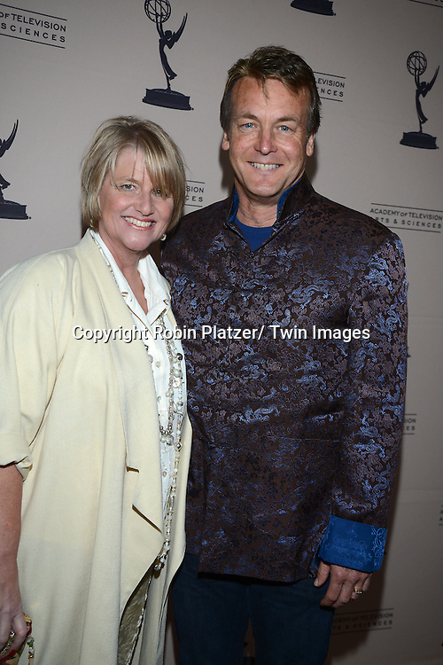 Cindy and Doug Davidson attend the Academy Of Television Arts & Science Daytime Programming  Peer Group Celebration for the 40th Annual Daytime Emmy Awards Nominees party on June 13, 2013 at the Montage Beverly Hills in Beverly Hills, California.