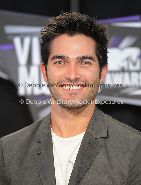 Tyler Hoechlin at The 2011 MTV Video Music Awards held at Nokia Theatre L.A. Live in Los Angeles, California on August 28,2011                                                                   Copyright 2011  DVS / Hollywood Press Agency