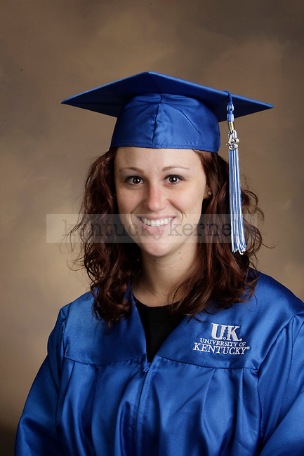 Crawhorn, Kara Dee photographed during the Feb/Mar, 2013, Grad Salute in Lexington, Ky.